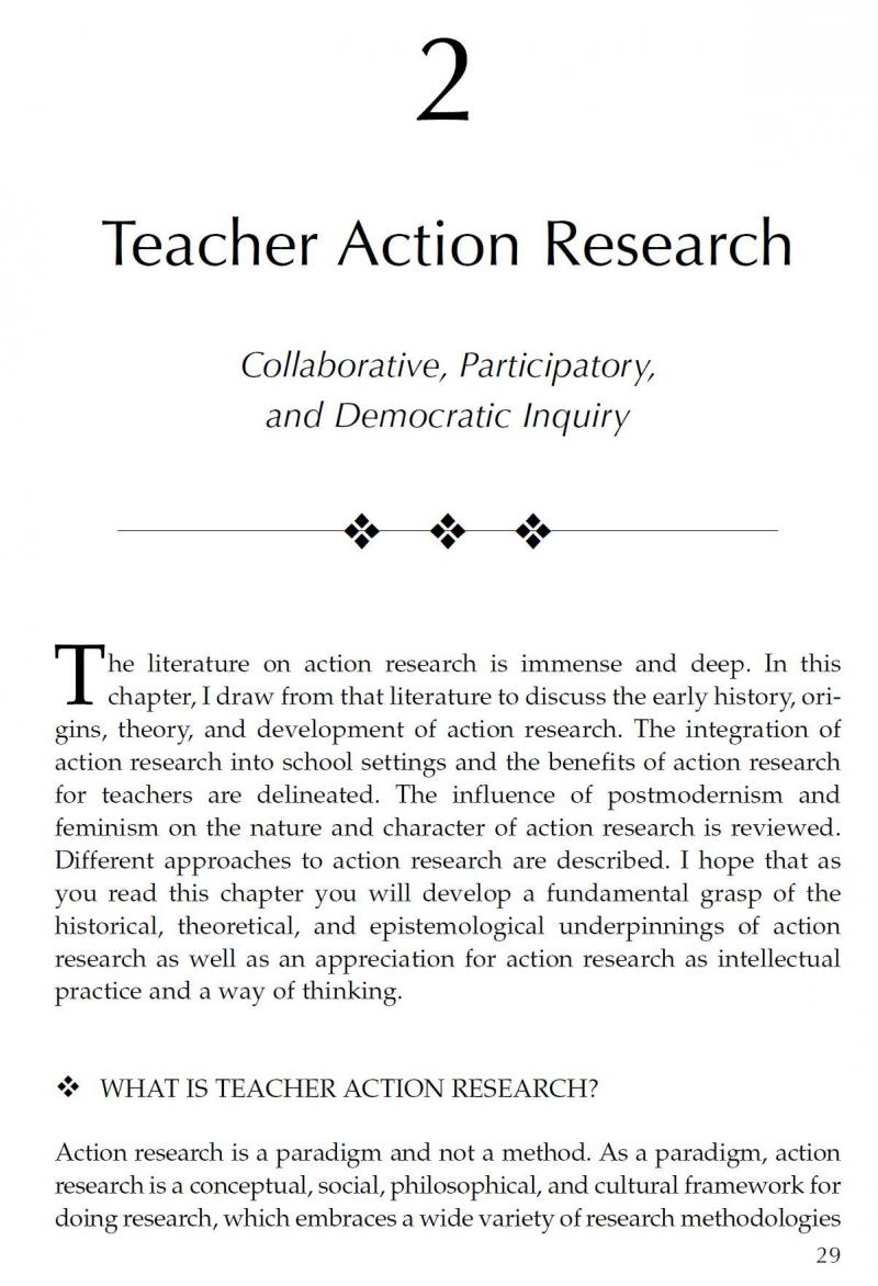 Collaborative Teaching Research ~ Jeromedelisle the reading room